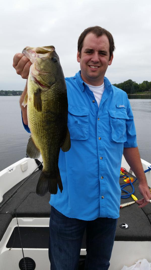 Bass fishing photos from schroeder 39 s guide service for Bass fishing guide