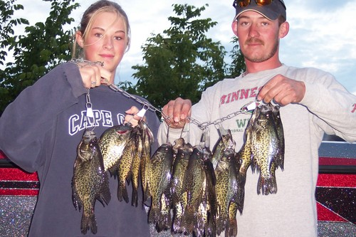 Panfish Fishing